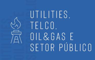Botão - Utilities, Telco, Oil & Gas e Setor Público