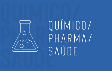 Botão - Químico / Pharma / Saúde