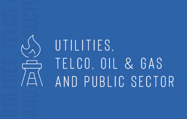 Button - Utilities, Telco, Oil & Gas and Public Sector