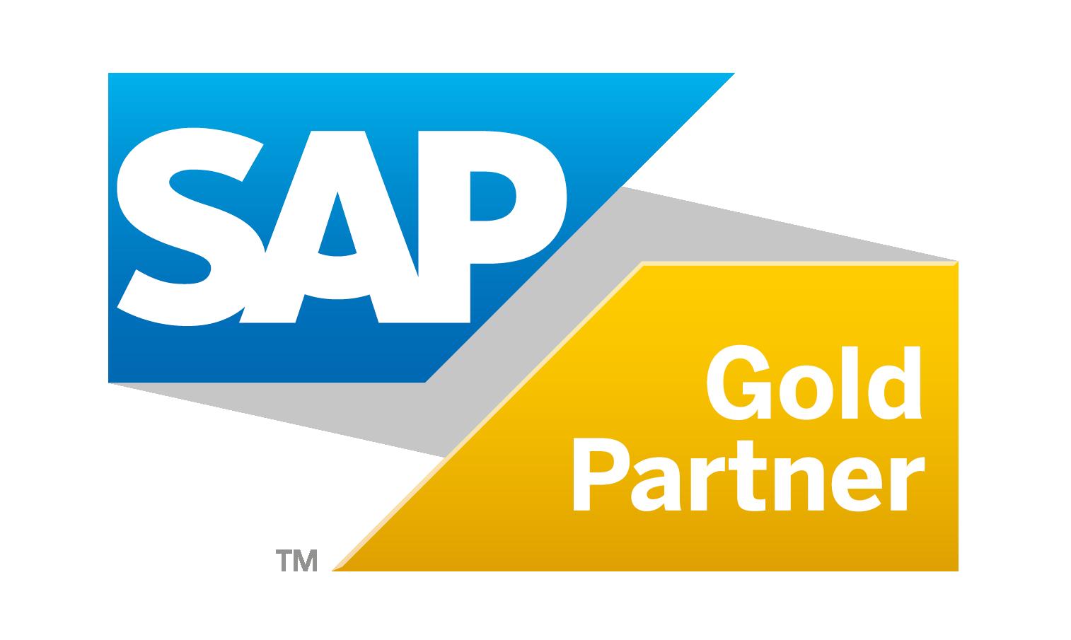 Logo - SAP Gold Partner
